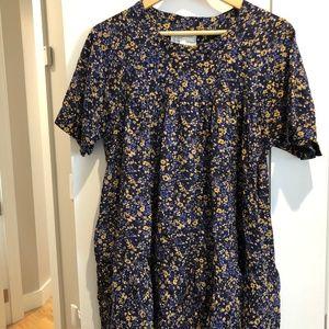 Current/Elliott Floral Dress, Size 1